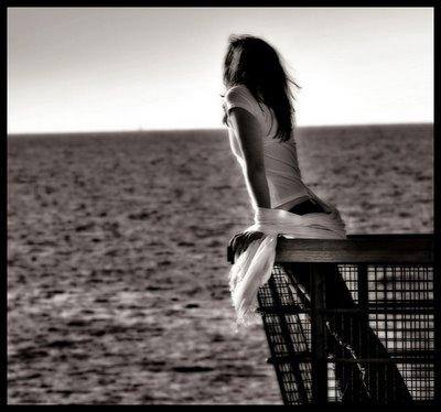 Της ζωής της.. η ηρεμία της θάλασσας